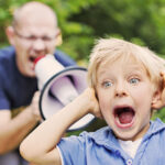 Authoritarian parents Parents with authority. What is the difference?